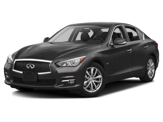 2018 INFINITI Q50 Sedan