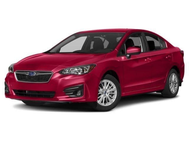 2018 Subaru Impreza Sedan