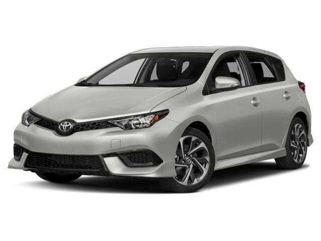2018 Toyota Corolla iM Hatchback