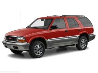 2001 GMC Jimmy SUV