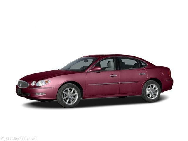 2005 Buick Allure CX Sedan