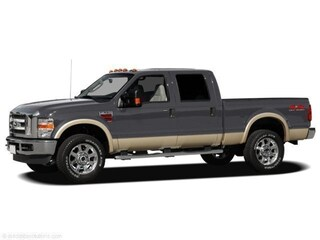 2008 Ford F-350 LARIAT 6.4L DIESEL - LONG BOX - COMES WITH COMMERCIAL SAFETY STICKER- VERY CLEAN Truck Crew Cab