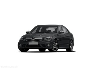 2008 Mercedes-Benz C-Class No Accidents Local B.C.