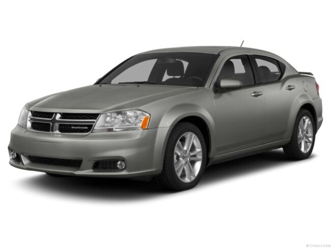 2013 Dodge Avenger Base Sedan