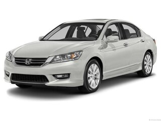 2013 Honda Accord Touring (CVT) Sedan