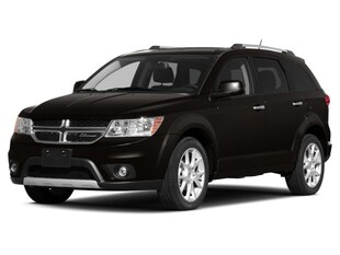 2014 Dodge Journey R/T 3.6L V-6 AWD 6-Spd Automatic SUV