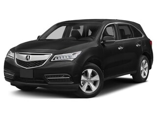 2015 Acura MDX Elite Package SUV