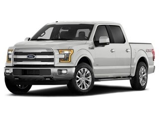 New 2015 Ford F-150 Crew Cab Short Bed Truck in Nisku