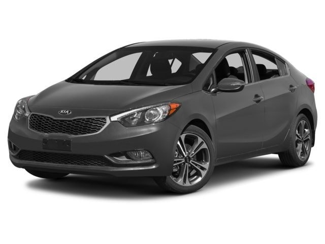 2015 Kia Forte 1.8L Sedan Automatic [] 1.8L Steel Blue