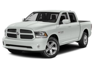 2015 Ram 1500 Longhorn No Accidents Local B.C.