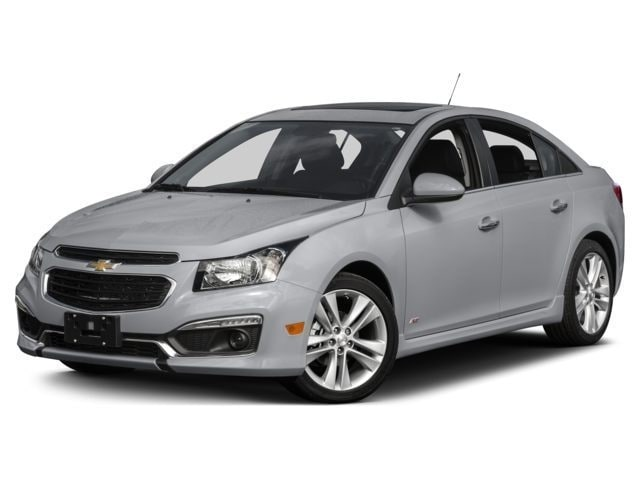 2016 Chevrolet Cruze Limited LT 1LT Sedan