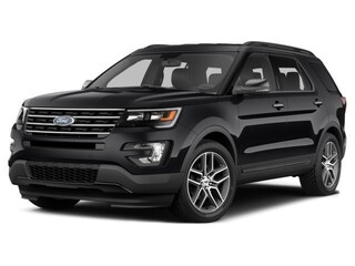 New 2016 Ford Explorer Limited SUV in Nisku