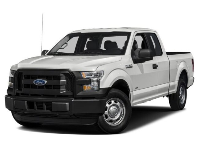 New 2016 Ford F-150 Extended Cab Truck In Nisku and Edmonton Area