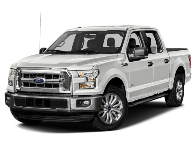 New 2016 Ford F-150 Crew Cab Truck In Nisku and Edmonton Area