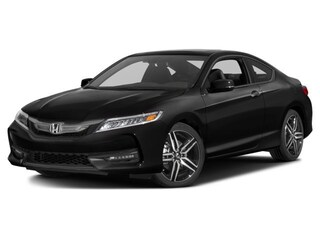 2016 Honda Accord Touring V6 | Automatic Coupe