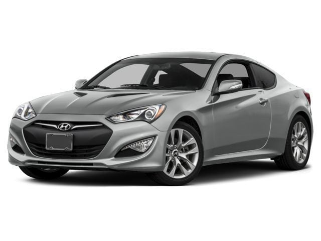 2016 Hyundai Genesis Coupe 3.8 GT Coupe