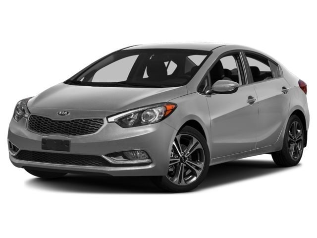 2016 Kia Forte 1.8L Sedan Automatic [] 1.8L Ultra Silver