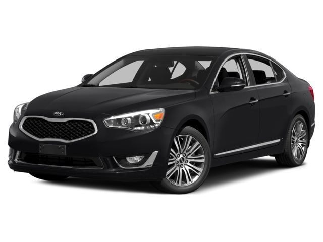 2016 Kia Cadenza Tech Sedan [] Aurora Black