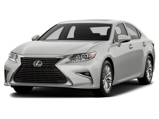 2016 LEXUS ES 350 Base / EX-Demo Sedan