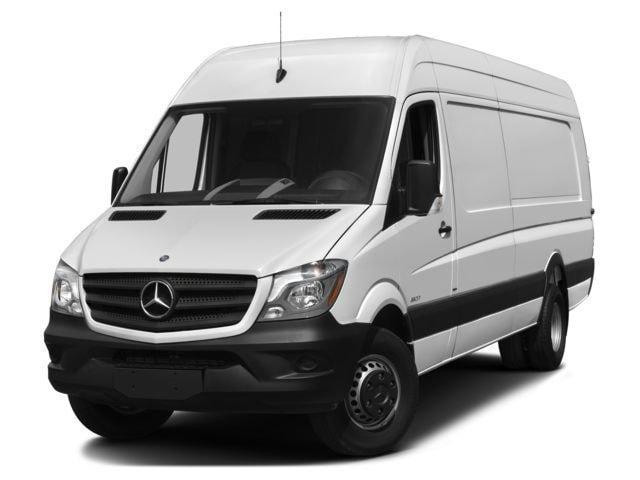 New 2016 mercedes benz sprinter v6 3500 cargo 144 for sale for Mercedes benz sprinter dealers california
