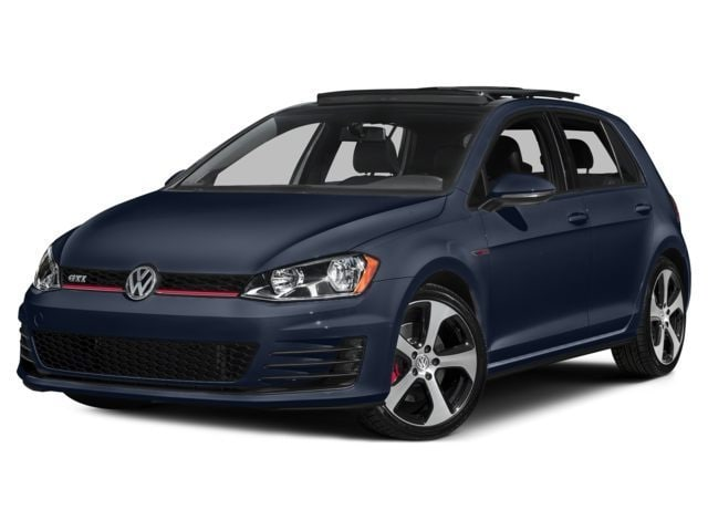 2016 Volkswagen Golf GTI 5-Door Performance Hatchback