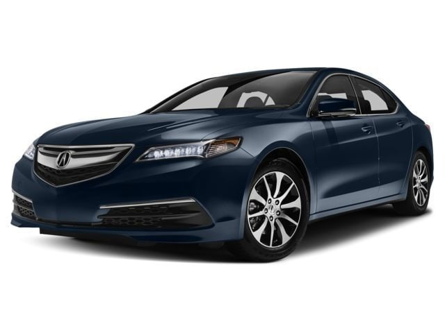 2017 Acura TLX Base w/Elite Package Sedan
