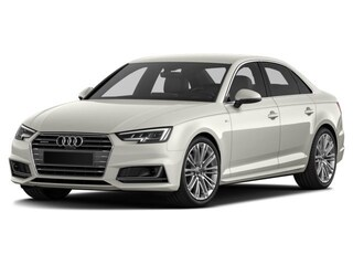 2017 Audi A4 2.0T Progressiv Quattro 7sp S Tronic Executive Dem Sedan