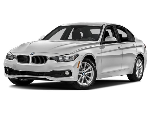 2017 BMW 320i Xdrive Sedan Luxury Line!!!