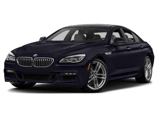2017 BMW 650i Xdrive Gran Coupe Save $20,000 Gran Coupe