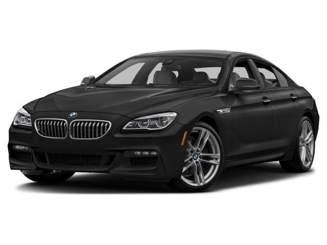 2017 BMW 650i Gran Coupe Gran Coupe