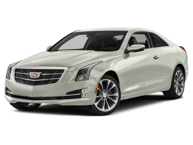 2017 CADILLAC ATS 2.0L Turbo Luxury Coupe