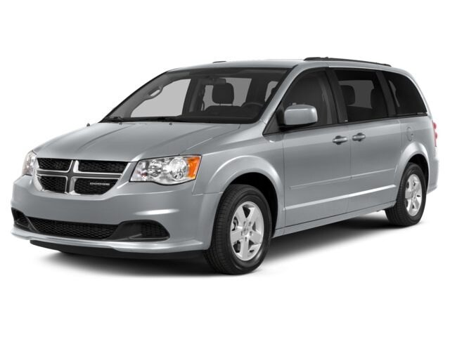 2017 Dodge Grand Caravan SXT Plus Van