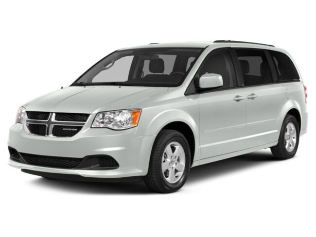 2017 Dodge Grand Caravan SXT DVD Van