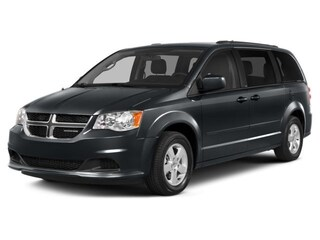2017 Dodge Grand Caravan Crew Plus Van Passenger
