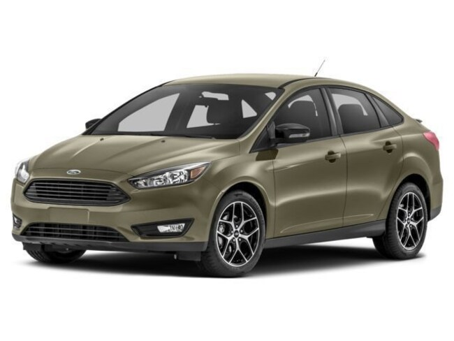 2017 Ford Focus SE 200A 6 SPEED 2.0L WINTER PKG BLOCK HEATER Sedan