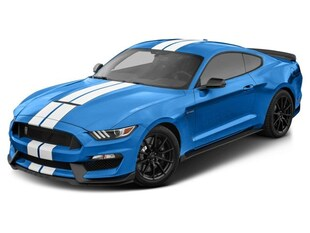 2017 Ford Shelby GT350 Premium Coupe Coupe