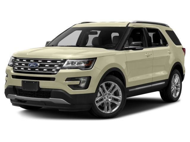 New 2017 Ford Explorer XLT SUV In Nisku and Edmonton Area
