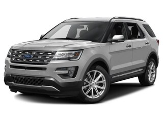 New 2017 Ford Explorer Limited SUV in Nisku