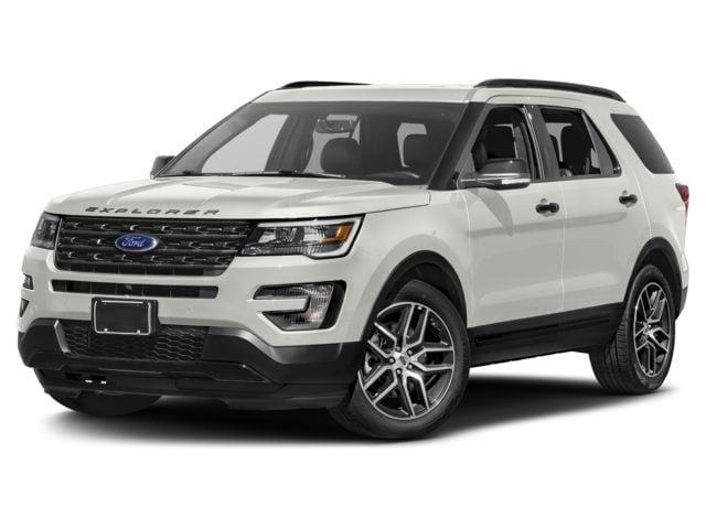 New 2017 Ford Explorer Sport SUV In Nisku and Edmonton Area