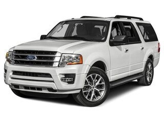 2017 Ford Expedition Max Platinum SUV