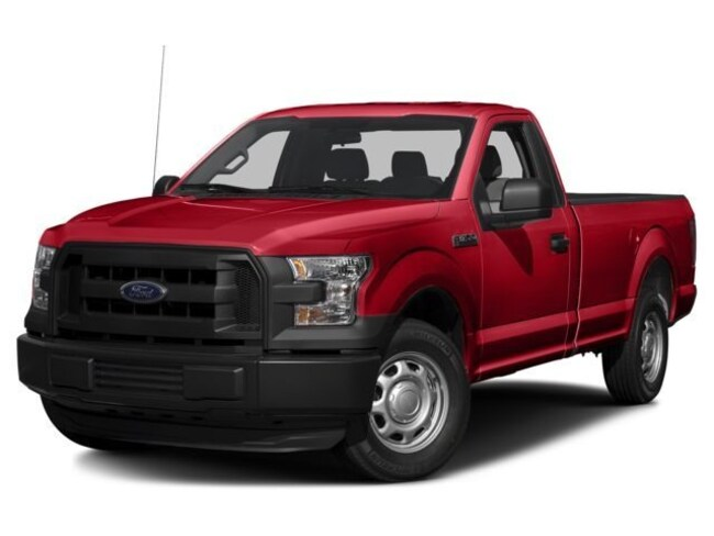 New 2017 Ford F-150 Regular Cab Truck In Nisku and Edmonton Area