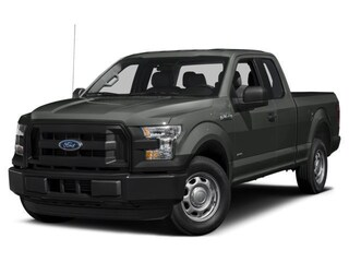 New 2017 Ford F-150 Extended Cab Truck in Nisku