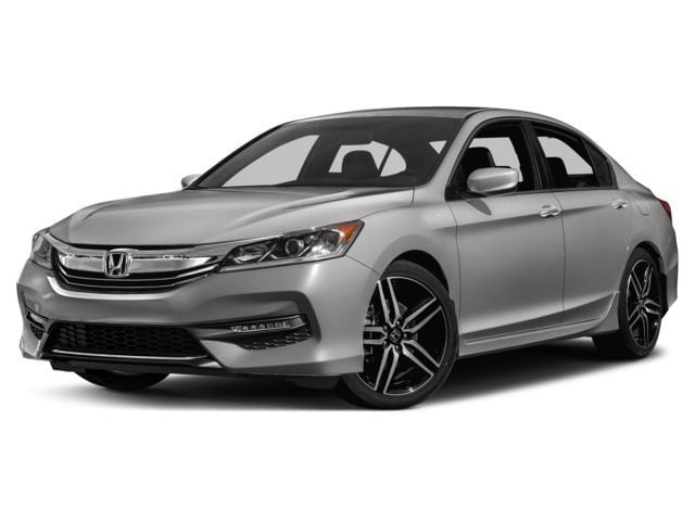 2017 Honda Accord Sport w/Honda Sensing Sedan