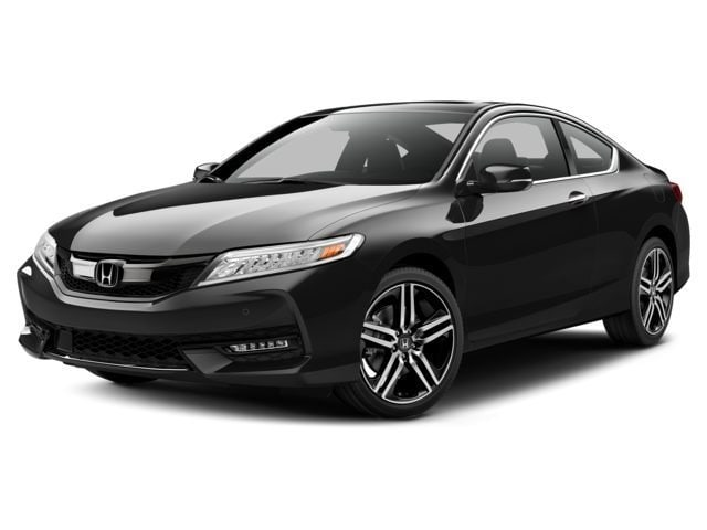 2017 Honda Accord Touring V6 Coupe
