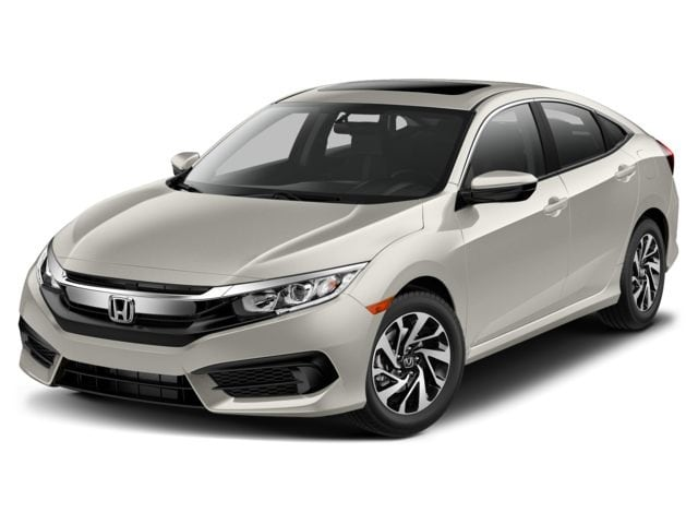 2017 Honda Civic EX Sedan