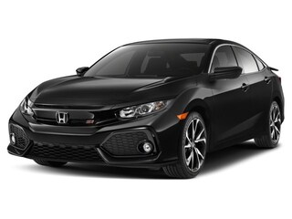 2017 Honda Civic Si Berline