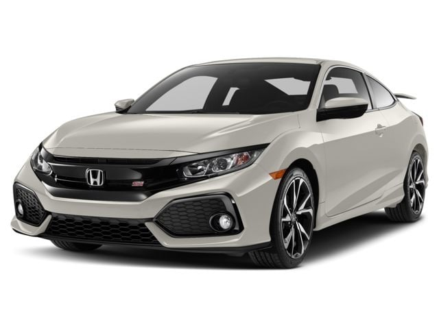 2017 Honda Civic Coupe SI 6MT Coupe