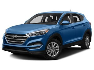 2017 Hyundai Tucson Ultimate 1.6