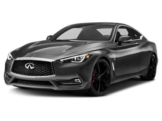 2017 INFINITI Q60 3.0T AWD Demo 2-Door Coupe