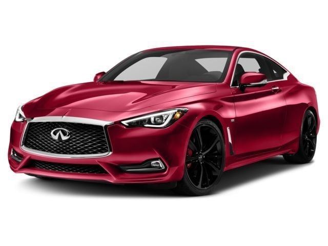 2017 INFINITI Q60 3.0T RED Sport 400 AWD AWD, 400HP Coupe